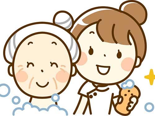 訪問看護ステーションらら 入浴介助 看護 盛岡
